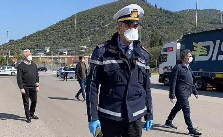 Rosario Battipaglia nuovo capo della municipale di Salerno