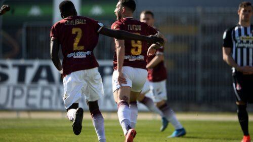 "La Salernitana sbanca il ""Del Duca"" di Ascoli. Grande paura per Dziczek"