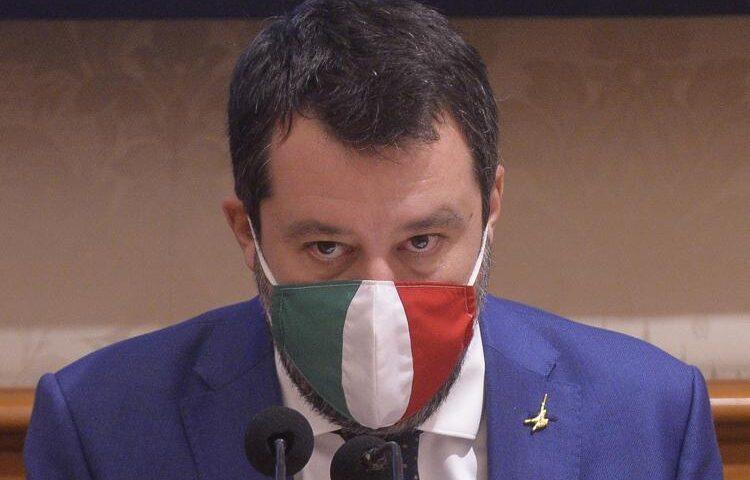 """Governo Draghi, Salvini: """"Non faccio partire esecutivo per vendetta"""""""