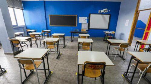 Castel San Lorenzo, scuola media chiusa fino al 5 marzo