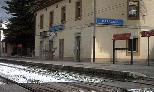 """M5S, Stazione Ferroviaria di Capaccio Roccadaspide: """"La stazione avrà un nuovo volto. Con i lavori di restyling i disagi saranno superati"""""""