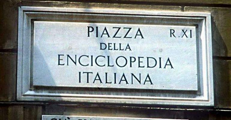Il 18 febbraio del 1925 nasce a Roma l'Istituto Treccani, l'Enciclopedia italiana