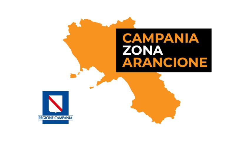 Campania zona arancione, tutte le restrizioni da oggi