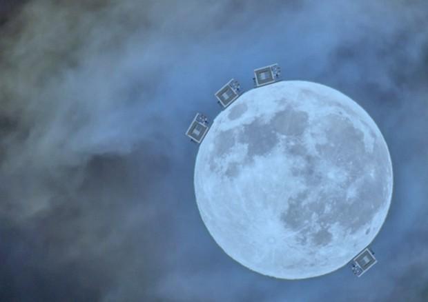 Onde gravitazionali, un'antenna le cercherà dalla Luna