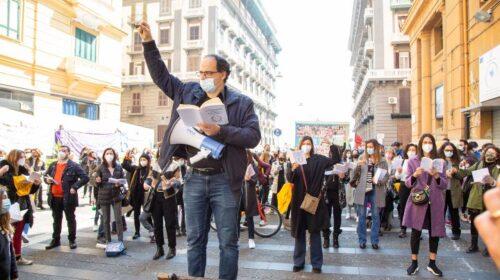 """COMITATO SCUOLE APERTE, """"SCUOLE CHIUSE: UN CRIMINE DI PACE"""""""