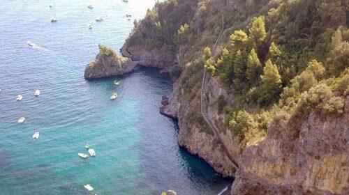 Amalfi, progetti per 6 costoni rocciosi