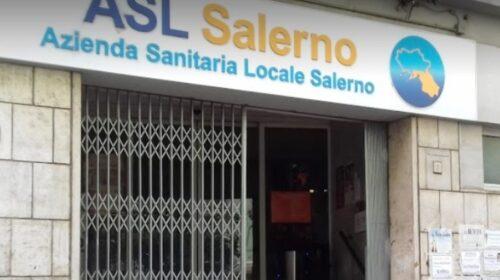 L'Asl Salerno promuove screening ai suoi dipendenti vaccinati