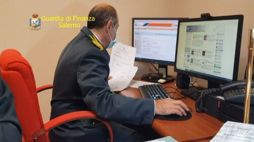 San Gregorio Magno, fatture false: sequestro per 700mila euro