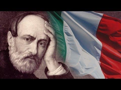 Il 10 marzo 1872 muore a Pisa il patriota Giuseppe Mazzini