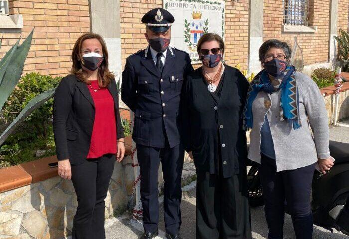 """Dal carcere di Fuorni a Salerno """"Stop alla violenza sulle donne"""""""