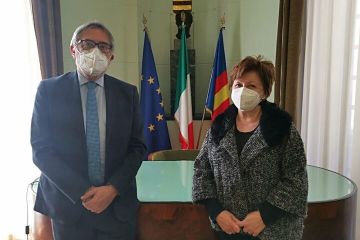 SALERNO, MIMMO DE MAIO NUOVO VICE SINDACO
