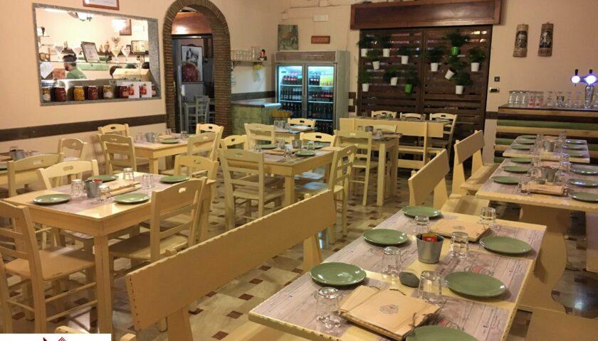 Furto notturno alla pizzeria O Sarracin di Castel San Giorgio