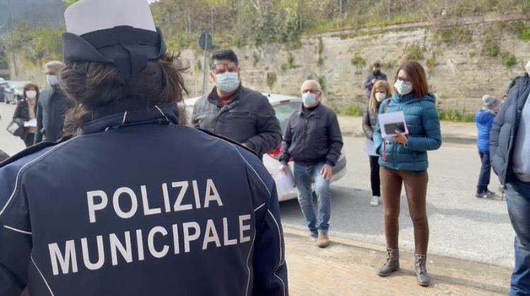 A Pellezzano al via la campagna dei tamponi molecolari per i cittadini più a rischio