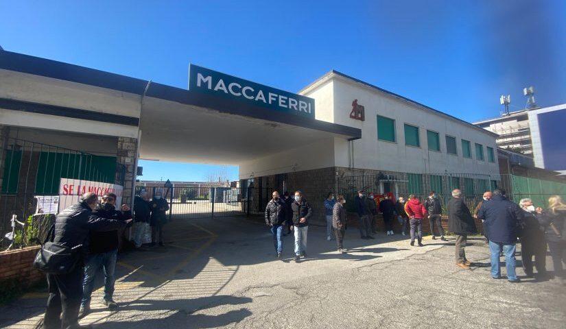 Vertenza Maccaferri, Appello al Ministero