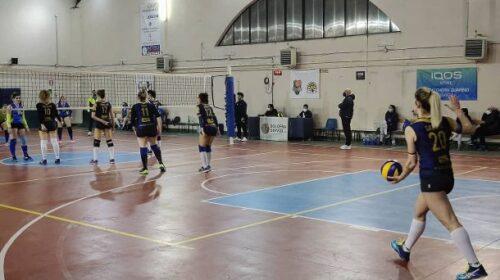 Polisportiva Salerno Guiscards, il team volley cala il poker in casa di Montoro