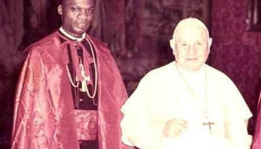 Il 28 marzo del 1960 il primo cardinale di colore nella storia