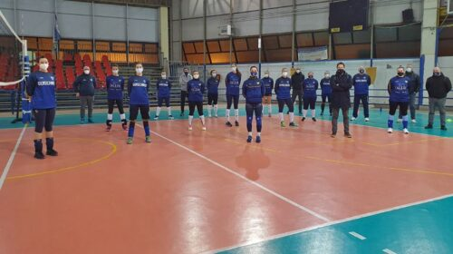 Polisportiva Salerno Guiscards, domani l'esordio in campionato in casa del Ft Napoli Pianura Volley