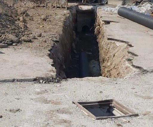 Illeciti ambientali, sequestrato a Scafati impianto abusivo per lo smaltimento delle acque piovane