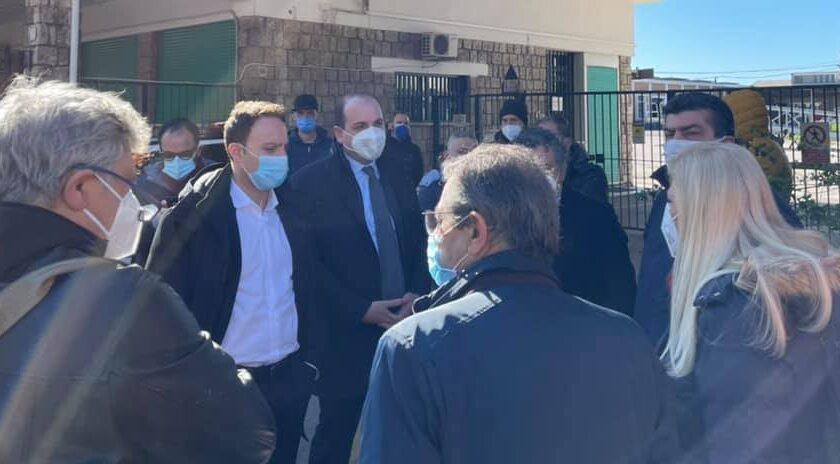 Piero De Luca: no alla chiusura dello stabilimento Maccaferri di Bellizzi