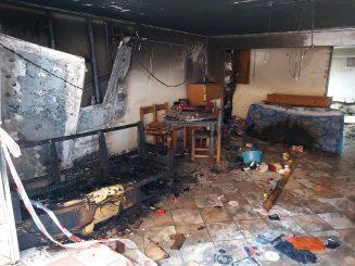 Scoppio nell'appartamento a Siano, muore l'uomo che si era gravemente ferito