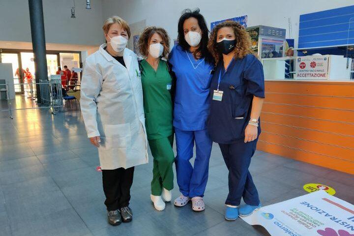 A Pagani è partito il piano vaccinale per la popolazione