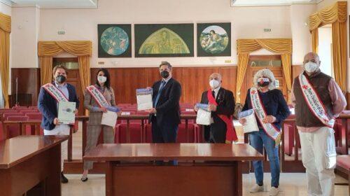 Nocera Inferiore, 10 mila mascherine donate al Comune