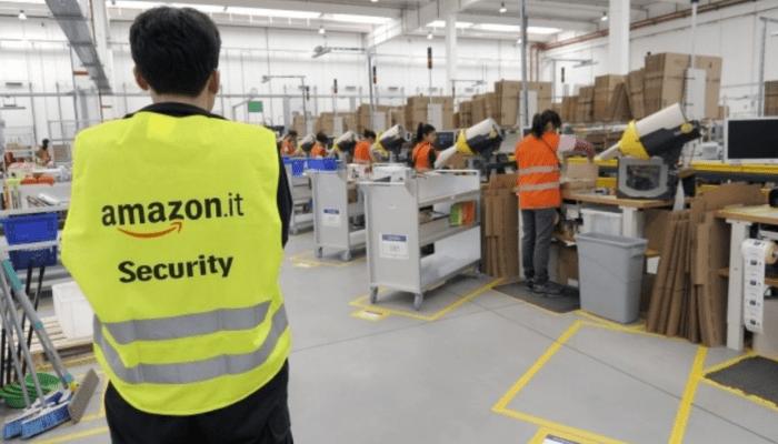 Scioperano i lavoratori di Amazon, anche la Cgil Salerno in piazza il 22 marzo