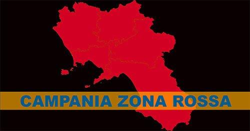In tre sperano il cambio di colore, Campania verso la conferma del rosso