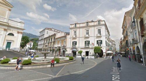 """Cava de' Tirreni, Ztl in Piazza Abbro e via Cuomo. Italo Cirielli e Passa a Servalli: """"Ascoltiamo i commercianti"""""""