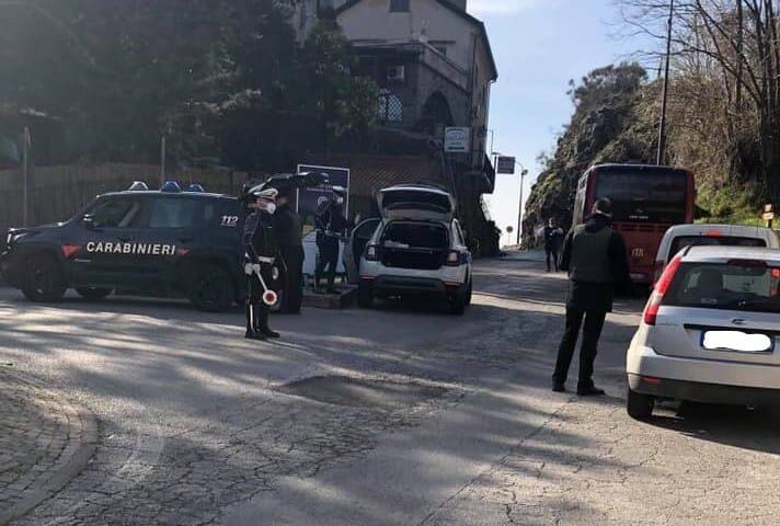 Abusi edilizi, scatta il sequestro a Tramonti