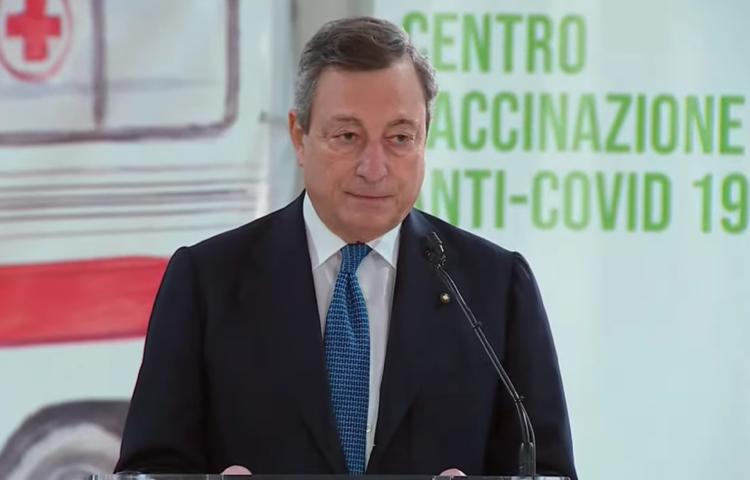 Draghi: se aumentano i casi di variante indiana in Inghilterra  reinseriremo la quarantena per chi arriva dalla Gran Bretagna
