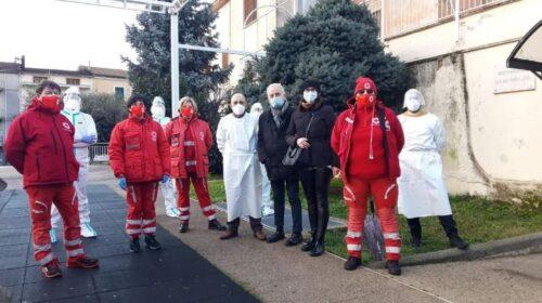 PARTITA LA CAMPAGNA VACCINAZIONI PER IL PERSONALE SCOLASTICO DI ROCCAPIEMONTE