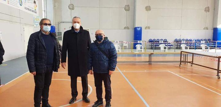 Covid, a Scafati partita la campagna di vaccinazione per il personale scolastico