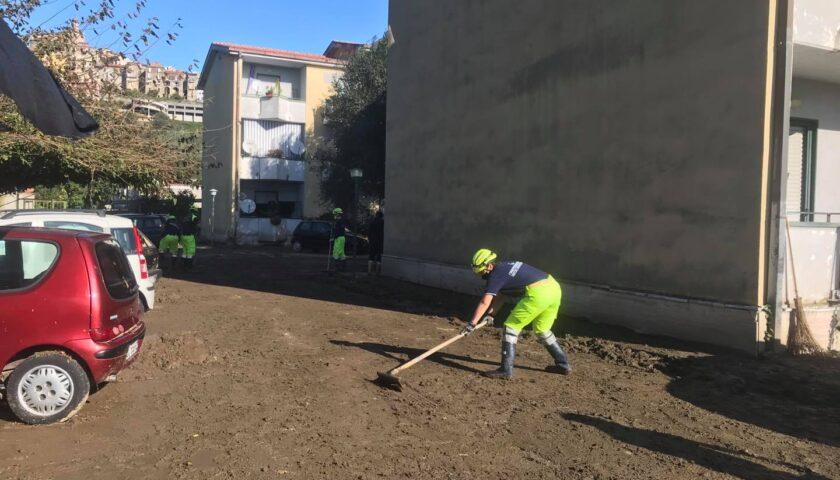 A Santa Marina arrivano i fondi per il maltempo di novembre e dicembre
