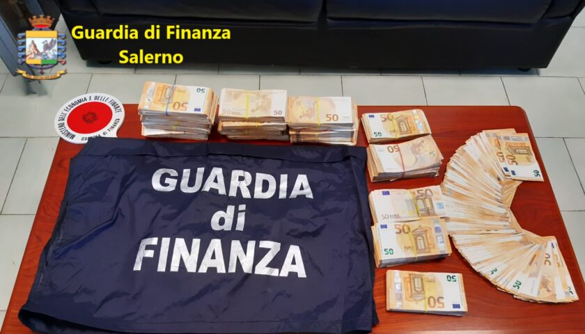 Dichiara 1 euro di reddito, sequestro per 1 milione a imprenditore ittico di Capaccio