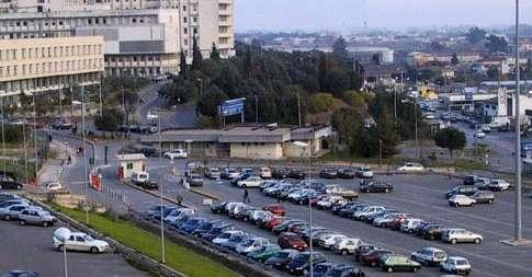 """Furti nel parcheggio del Ruggi, Antonacchio della Cisl: """"È uno scasso a cielo aperto"""""""