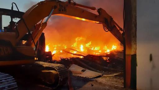 Incendio a Pugliano, disponibili i risultati della qualità dell'aria