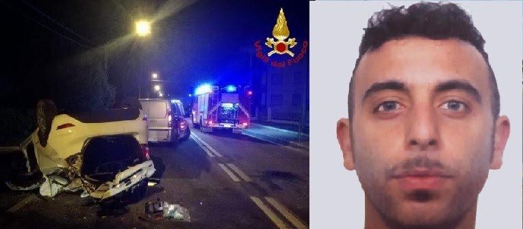 Drogato alla guida, giovane di Sassano morì in un incidente: condannato automobilista a 2 anni e 8 mesi