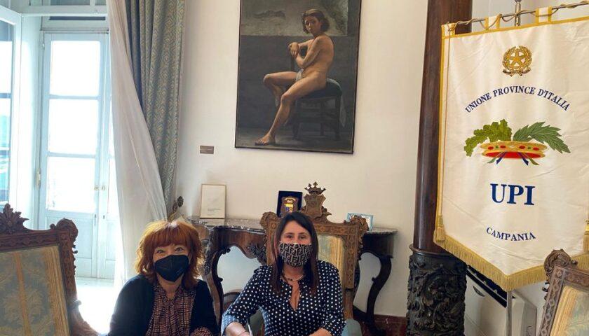 """Progetto """"Il Giardino dell'Arte"""". Siglato l'accordo a Palazzo Sant'Agostino"""