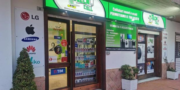 Furto da 50mila euro allo Store di telefonia a Roccapiemonte