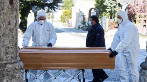 Covid, muore l'ispettore Vincenzo D'Amico di Baronissi in servizio alla Procura di Nocera