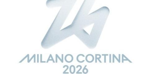 Il logo olimpico Milano/Cortina 2026 griffato Roccapiemonte