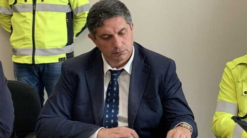 Blitz anti droga a Nocera Inferiore, i complimenti del sindaco a Procura e Polizia
