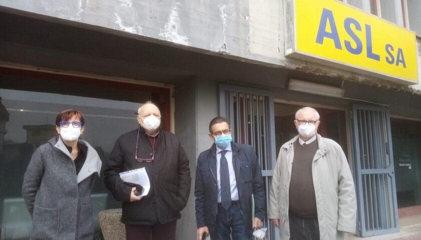 Il piano vaccinazione alla base dell'incontro tra sindaci e vertici sanitari dell'ospedale di Battipaglia