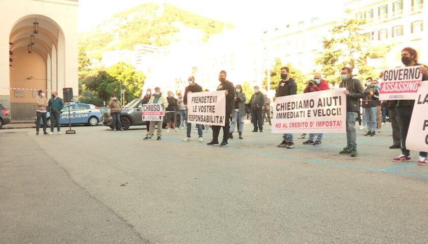 Domani ristoratori e altre categorie protestano a Salerno