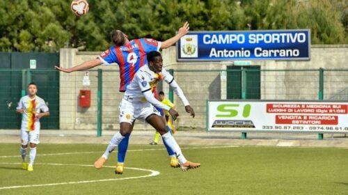Termina in parità il match tra Santa Maria e Paternò