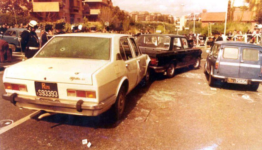 Il 16 marzo 1978 a Roma il drammatico rapimento del leader della Dc Aldo Moro