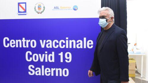Salerno, sabato e domenica 400 vaccini per gli over 12 all'Augusteo