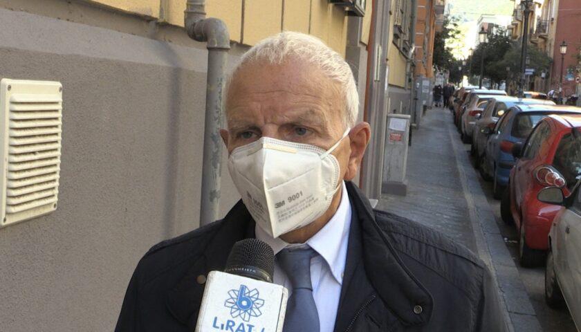 """Salerno, il presidente degli Avvocati Silverio Sica: """"Ignoranza e miopia sul vaccino alla classe Forense"""""""