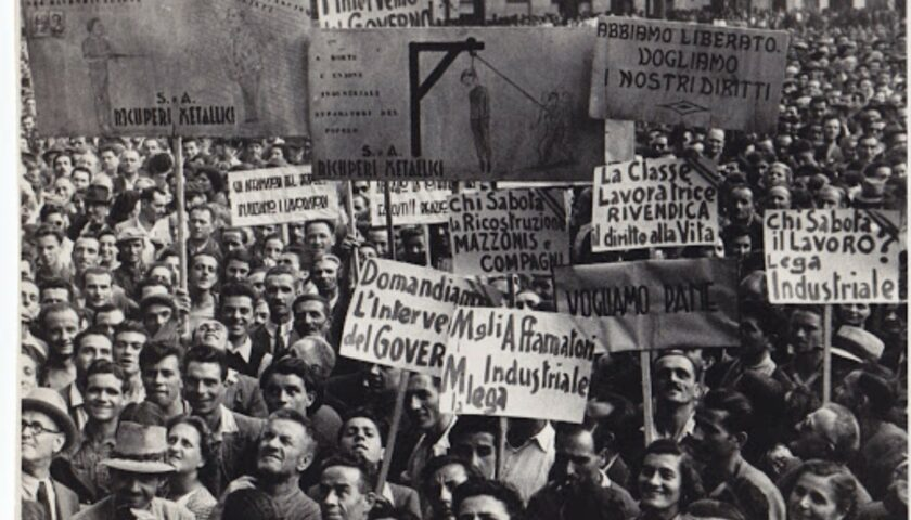 IL 5 MARZO DEL 1943 LO SCIOPERO ALLA FIAT CHE SEGNA L'INIZIO DELLA FINE DELLA DITTATURA